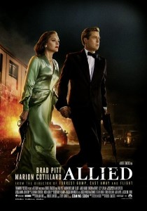 Allied, Robert Zemeckis