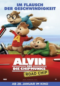 Alvin and the Chipmunks: Road Chip, Walt Becker
