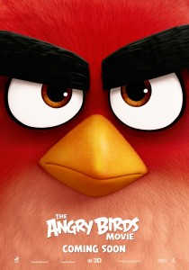 The Angry Birds Movie, Clay Kaytis Fergal Reilly