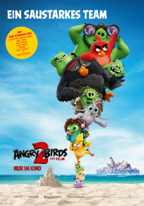 The Angry Birds Movie 2,