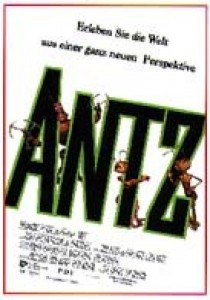 Antz, Eric Darnell Tim Johnson