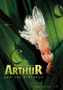 Arthur and the Minimoys, Luc Besson