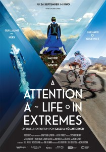 Attention - A Life in Extremes, Sascha Köllnreitner