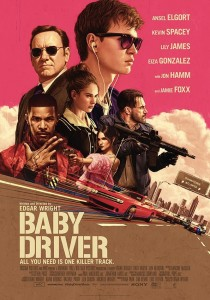 Baby Driver, Edgar Wright