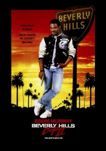 Beverly Hills Cop 2, Tony Scott