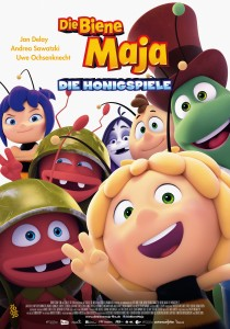 Maya The Bee: The Honey Games, Noel Cleary Alexs Stadermann