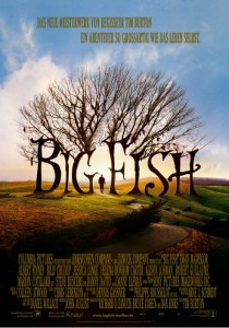 Big Fish, Tim Burton
