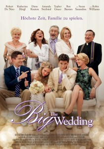 The Big Wedding, Justin Zackham