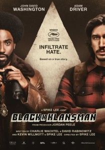 BlacKkKlansman, Spike Lee
