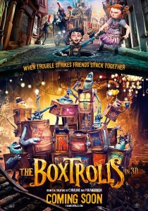The Boxtrolls, Graham Annable Anthony Stacchi
