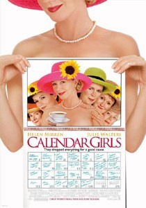 Calendar Girls, Nigel Cole