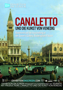 Canaletto and the Art of Venice, David Bickerstaff