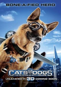 Cats and Dogs: Revenge of Kitty Galore, Brad Peyton