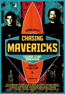 Chasing Mavericks, Michael Apted Curtis Hanson