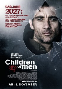 Children of Men, Alfonso Cuarón