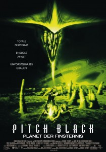 The Chronicles of Riddick: Pitch Black, David Twohy