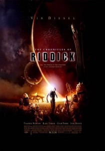 The Chronicles of Riddick, David Twohy