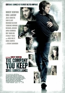 The Company You Keep, Robert Redford