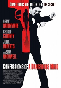 Confessions of a Dangerous Mind, George Clooney
