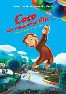 Curious George, Matthew O'Callaghan