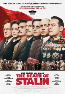 The Death of Stalin, Armando Iannucci