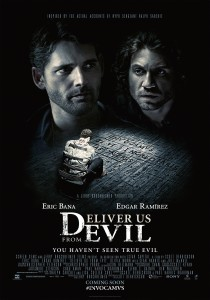 Deliver Us from Evil, Scott Derrickson