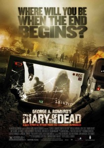 Diary of the Dead, George A. Romero