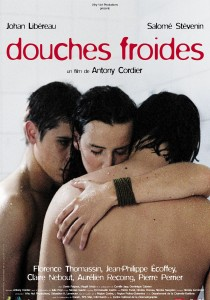 Douches froides, Antony Cordier