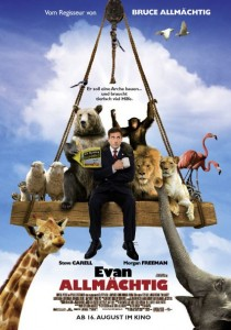 Evan Almighty, Tom Shadyac