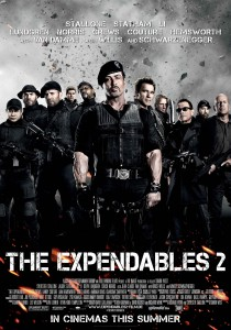 The Expendables 2, Simon West