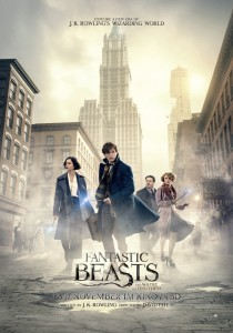 Fantastic Beasts and Where to Find Them, David Yates