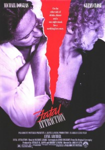 Fatal Attraction, Adrian Lyne