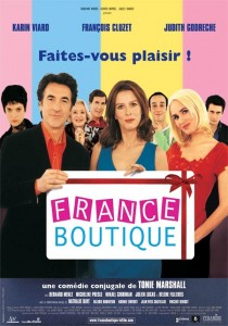 France Boutique, Tonie Marshall