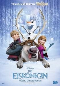 Frozen, Chris Buck Jennifer Lee