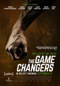 The Game Changers, Louie Psihoyos