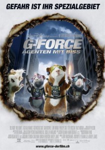 G-Force, Hoyt Yeatman
