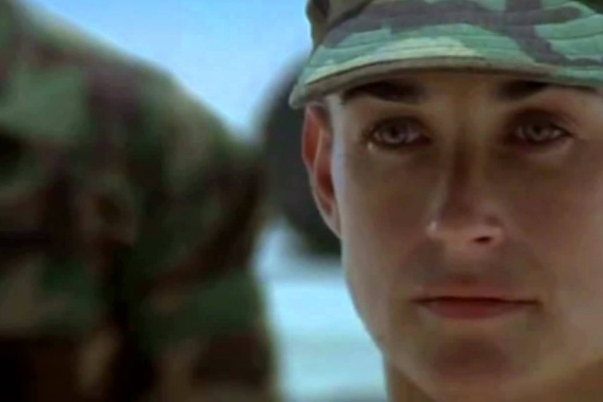 gi jane essay Gi jane'' does it most obviously, and effectively advertisement a video essay on the excellence of annihilation and paramount's shoddy treatment of the film.