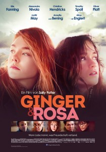 Ginger & Rosa, Sally Potter