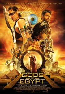 Gods of Egypt, Alex Proyas