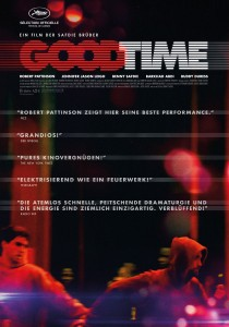 Good Time, Ben Safdie Joshua Safdie