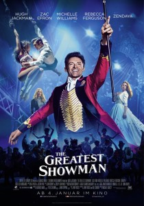 The Greatest Showman, Michael Gracey