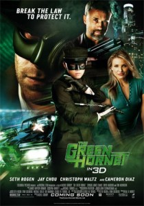 The Green Hornet, Michel Gondry
