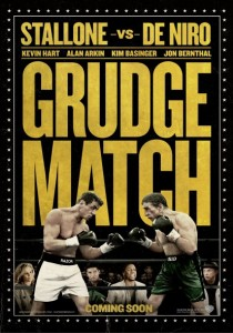 Grudge Match, Peter Segal