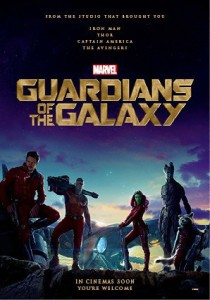 Guardians of the Galaxy, James Gunn