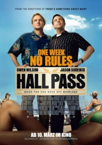 Hall Pass, Bobby Farrelly Peter Farrelly