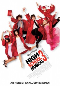 High School Musical 3: Senior Year, Kenny Ortega