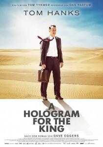 A Hologram for the King, Tom Tykwer