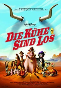 Home on the Range - Die Kühe sind los, Will Finn John Sanford
