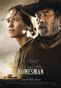 The Homesman, Tommy Lee Jones