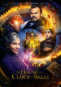 The House with a Clock in its Walls, Eli Roth